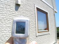 西面の外壁面の温度.JPG