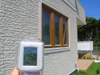 南面の外壁面の温度.JPG