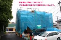 モデルハウス建築中! 北欧輸入住宅・注文住宅 横浜市都筑区  (1).jpg