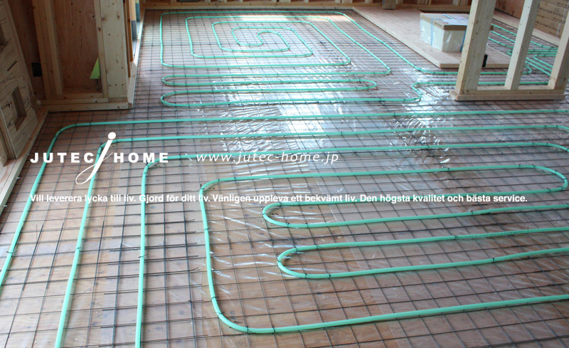 蓄熱式温水床暖房 (1)