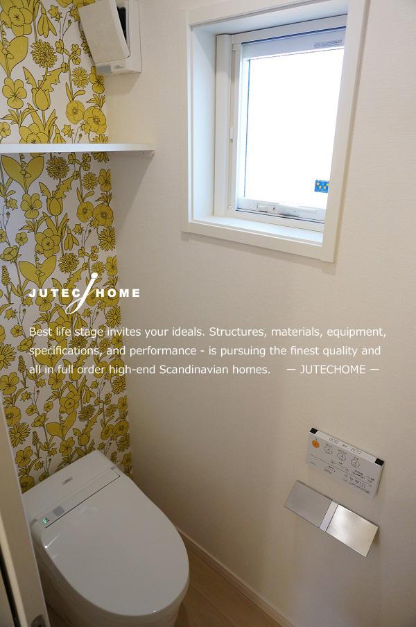 ジューテックホーム 無垢の木のキッチン 蓄熱式温水床暖房 ウェルダン