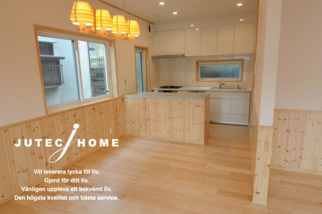 北欧の「とんがり三角屋根」の家 北欧輸入住宅 (3)