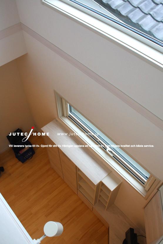 APW430 トリプルガラス窓の北欧デザインの家 (8)