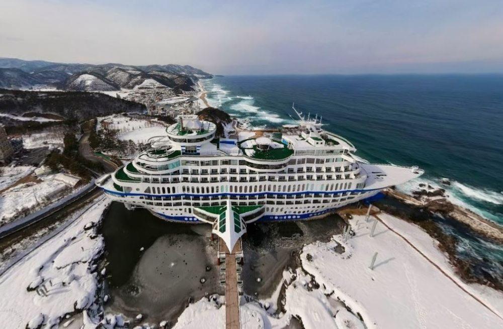 韓国の奇抜なホテル